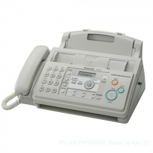 Máy fax KX-FPT701